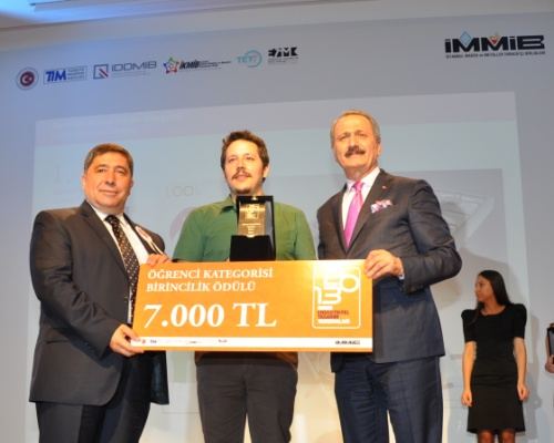 İMMİB Endüstriyel Tasarım Yarışmaları'nda 29 Proje Ödül Aldı