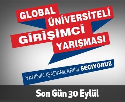 Global Üniversiteli Girişimci Yarışması 2013 Başvuruları Başladı!