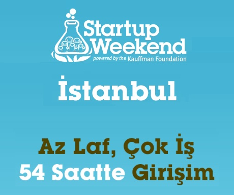 İcraatçı Girişimciler, Startup Weekend Bu Haftasonu Sizleri Bekliyor!