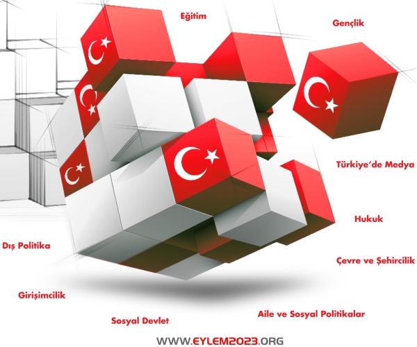 Gençler, Türkiye'nin 2023 Stratejisini Bu Proje İle Siz Oluşturun!