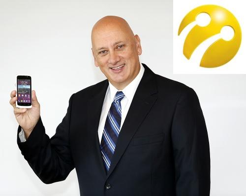 Turkcell İlk Yerli Cep Telefonu Girişimi Olan T40'ı Tanıttı!