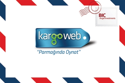 BIC Angel Investments'dan Kargoweb'e 250 Bin TL'lik Yatırım!