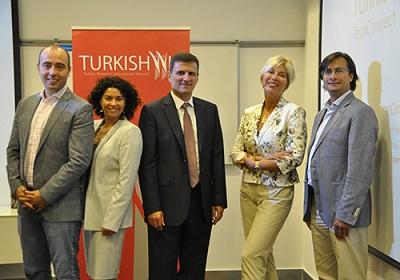 Türk Girişimciler Silikon Vadisi'ndeki Girişimci ve Yatırımcılarla Buluşuyor!
