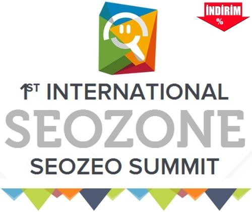 Türkiye'nin İlk Uluslararası SEO Konferansı SEOZONE 21 Eylül'de!