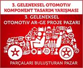 3. Geleneksel Otomotiv Proje ve Tasarım Yarışması Başladı!