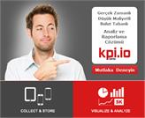 Gerçek Zamanlı Raporlama Çözümü KPI.IO İşinizi Kolaylaştırıyor!