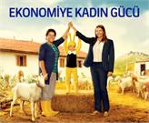 """2013'ün En Başarılı Sosyal Sorumluluk Projesi: """"Ekonomiye Kadın Gücü"""""""