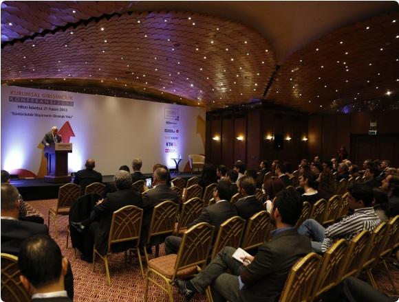 Kurumiçi Girişimcilik Konferansı 23 Ekim'de İstanbul'da!