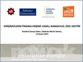 Girişimcilerin Finansa Erişim Yolları 13 Kasım'da İSO'da Konuşulacak!