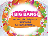 Teknolojik Girişimler İTÜ Çekirdek Big Bang İle Sahneye Çıkıyor!