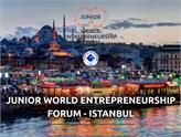 Junior World Entrepreneurship Forum İlk Kez 12-13 Aralık'ta İstanbul'da!