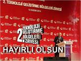 2. Teknoloji Geliştirme Bölgeleri Zirvesi Ankara'da Gerçekleştirildi!