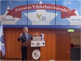 Yıldız Teknik Üniversitesi'nde Patentin Yıldızları Seçildi!