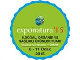 Gıda Girişimcileri, Doğal ve Organik Ürünler Fuarı 8-11 Ocak'da İstanbul'da!