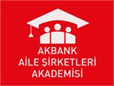 Akbank Aile Şirketleri Akademisi İlk Mezunlarını Verdi