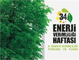 6. Enerji Verimliliği Forumu ve Fuarı 14-17 Ocak Tarihlerinde İstanbul'da!