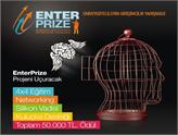 Üniversiteliler, EnterPrize Girişimcilik Yarışması Başvuruları Devam Ediyor!