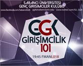 Sabancı Üniversitesi GGK Girişimcilik 101 Eğitimleri Başlıyor!