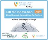 Singularity University'nin Küresel Etki Yarışması Türkiye'de!