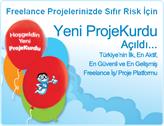 Freelance Projelerinizde Sıfır Risk Vadeden ProjeKurdu Yenilendi!