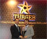 Genç MÜSİAD, TÜRGEB ile Ekonominin Genç Lokomotiflerini Ödüllendirdi!