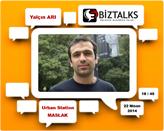 Gelecex BizTalks Buluşmaları 2014 Nisan Konuğu Yalçın Arı Olacak!