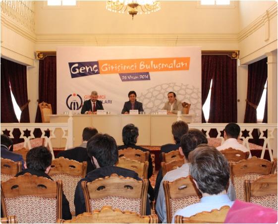 İlk GİV Genç Girişimci Buluşması 26 Nisan'da Gerçekleşti