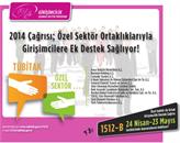 1512 Bireysel Girişimcilik Aşamalı Destek Programı 2014 Çağrısı Açıldı!