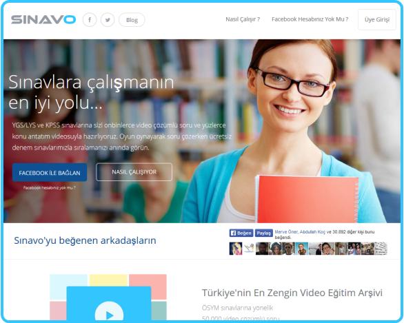 Sınavlara Çalışmanın En İyi ve Eğlenceli Girişimi: SINAVO!