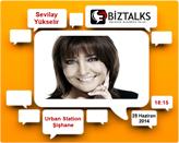 Gelecex BizTalks Buluşmaları 2014 Haziran Konuğu: Sevilay Yükselir!
