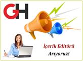 Girişim Haber Ekibimize Tam Zamanlı İçerik Editörleri Arıyoruz!