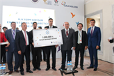 Çalık Holding ve YTÜ'den Girişimci Gençlere Tam Destek!