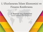 Uluslararası İslam Ekonomisi ve Finansı Konferansı İZÜ'de!