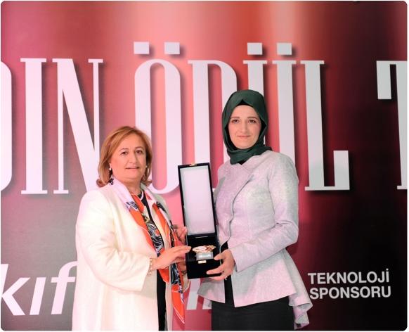 KAYÇAD Türkiye'de Yılın Girişimci İş Kadınını Seçti!