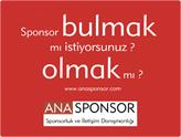 Etkili Sponsorluk İçin AnaSponsor Girişimi Hizmetinizde!