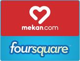 Foursquare ve Mekan.Com İçerik İşbirliğiyle Güçlerini Birleştirdi!