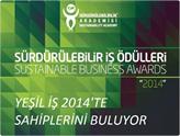 Sürdürülebilir İş ve İş Liderleri Ödülleri Finalistleri Belli Oldu!