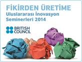 Fikirden Üretime Uluslararası İnovasyon Seminerleri Başlıyor!