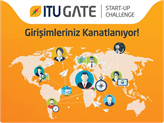 Girişimciler, ITU GATE Start-Up Challenge Başvurularını Kaçırmayın!