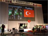 Türk Öğrenciler Japonya'daki Robot Yarışmasından Dereceyle Döndü!