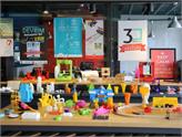 Türkiye 3D Yazıcıyı, 3 Boyutlu Baskı Teknolojilerini Sevdi!