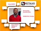 Gelecex BizTalks Buluşmaları 2015 Ocak Konuğu Murat Erdör Olacak!