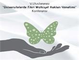 Uluslararası Üniversitelerde Fikri Mülkiyet Konferansı İstanbul'da!