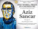 Türk Bilim Adamı Aziz Sancar Nobel Kimya Ödülü'ne Layık Görüldü!