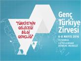 Genç Türkiye Zirvesi 6-8 Mayıs 2016 Tarihlerinde İstanbul'da!