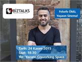 Gelecex BizTalks Buluşmaları'nın 2015 Kasım Konusu Sinema Olacak!