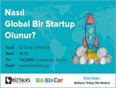 Gelecex BizTalks'ta Esin İmer İle Nasıl Global Startup Olunur? Konuşulacak!