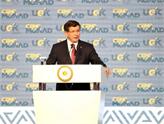 5.Uluslararası Genç İşadamları Kongresi'ne Başbakan Davutoğlu Katıldı!