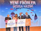 Yeni Fikirler Yeni İşler Yarışması YFYİ 2015'in Kazananları Belli Oldu!