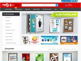 Tüm Reklam ve Display Ürünlerini Online Sunan Girişim: Display Sistemleri!